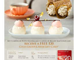 "#23 para Design a Flyer for Country Chef Desserts ""Spring Specials"" por pris"