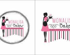 #9 for Logo Design for Monalisa Bakes by kashifawank