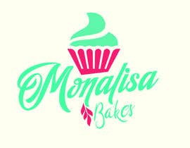 #11 for Logo Design for Monalisa Bakes by exos111