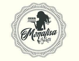 #17 for Logo Design for Monalisa Bakes by exos111