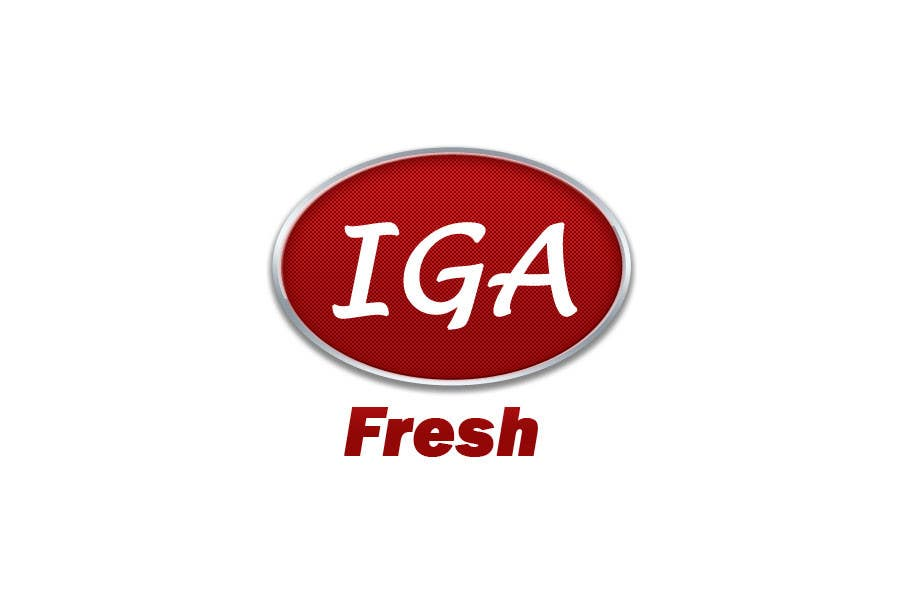 #149 for Logo Design for IGA Fresh by mahmoudrf
