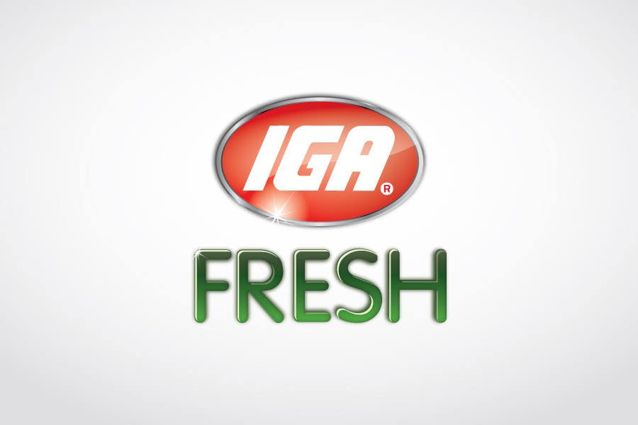 #182 for Logo Design for IGA Fresh by ravijoh