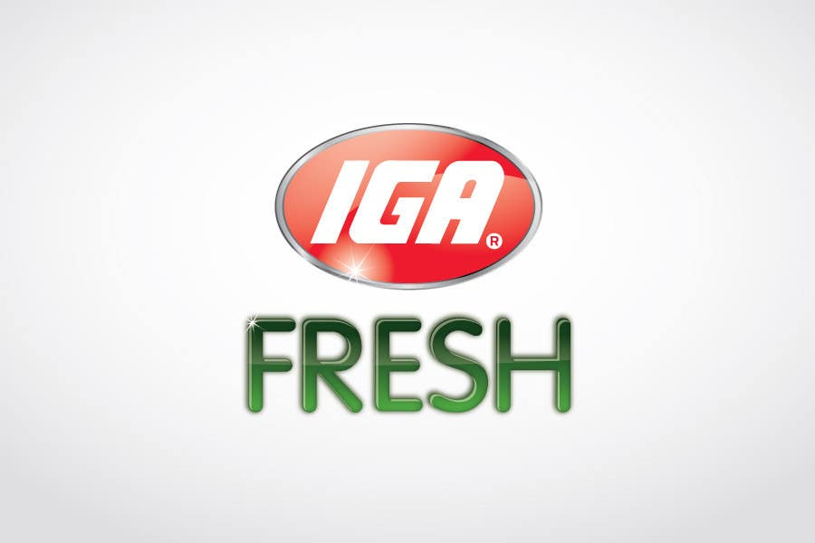 #170 for Logo Design for IGA Fresh by ravijoh