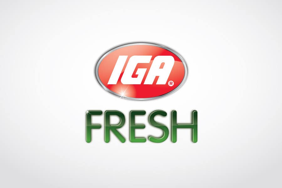 #171 for Logo Design for IGA Fresh by ravijoh