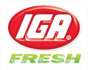 #127 for Logo Design for IGA Fresh by creativeideas83