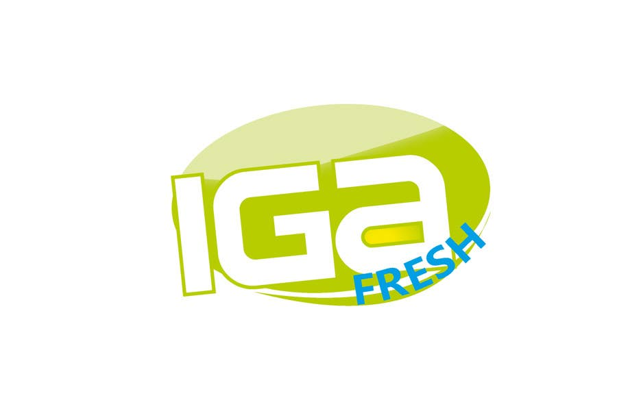 Конкурсная заявка №114 для Logo Design for IGA Fresh