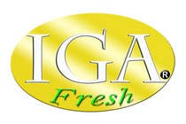 Graphic Design Inscrição do Concurso Nº39 para Logo Design for IGA Fresh