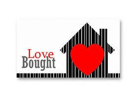 nº 67 pour Design a Logo for Love Bought par cvazquez2424
