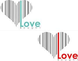 nº 13 pour Design a Logo for Love Bought par PacoCL