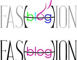 #54 for LOGO FOR FASHION BLOG!!! by ErikaFlorez10