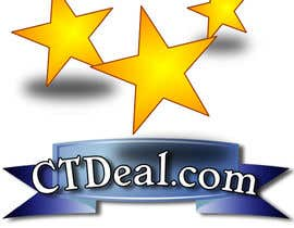 #2 para Design a Logo for CTDeal.com that reflects deals, coupons, sales, discounts etc. por Troymj