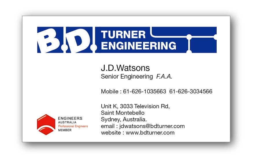 Entry 18 by davidliyung for design a logo and business card for an contest entry 18 for design a logo and business card for an electrical engineer reheart Gallery