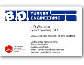 #18 untuk Design a Logo and business card for an Electrical Engineer oleh davidliyung