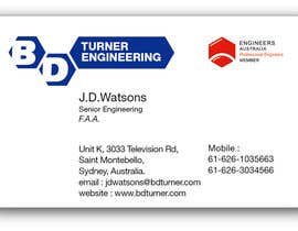 #19 untuk Design a Logo and business card for an Electrical Engineer oleh davidliyung
