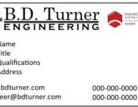 #2 para Design a Logo and business card for an Electrical Engineer por kattepain