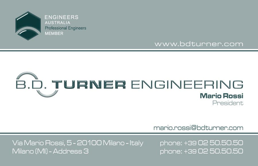 Entry 6 by macbic74 for design a logo and business card for an contest entry 6 for design a logo and business card for an electrical engineer reheart Gallery
