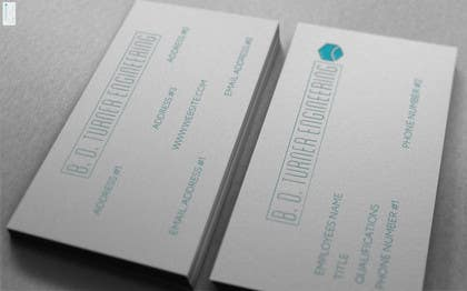 #4 for Design a Logo and business card for an Electrical Engineer by jalilharris