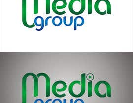 "#23 for Design a Logo for my team with title is ""media-group"" by TATHAE"