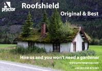 Bài tham dự #11 về Advertisement Design cho cuộc thi Design an Advertisement for Roofshield 2