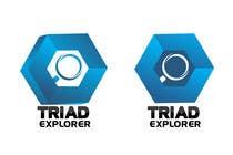 Graphic Design Kilpailutyö #355 kilpailuun Logo Design for Triad Semiconductor