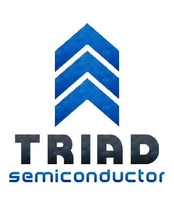 Contest Entry #                                        503                                      for                                         Logo Design for Triad Semiconductor