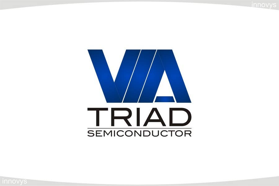 Contest Entry #                                        495                                      for                                         Logo Design for Triad Semiconductor