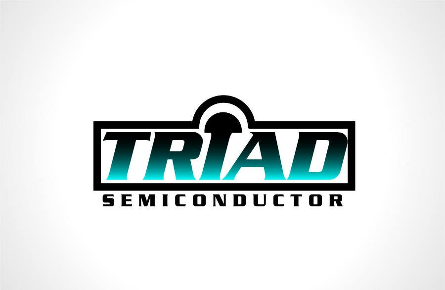 Contest Entry #                                        403                                      for                                         Logo Design for Triad Semiconductor