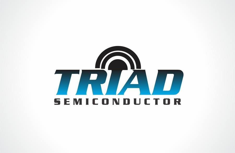 Contest Entry #                                        399                                      for                                         Logo Design for Triad Semiconductor