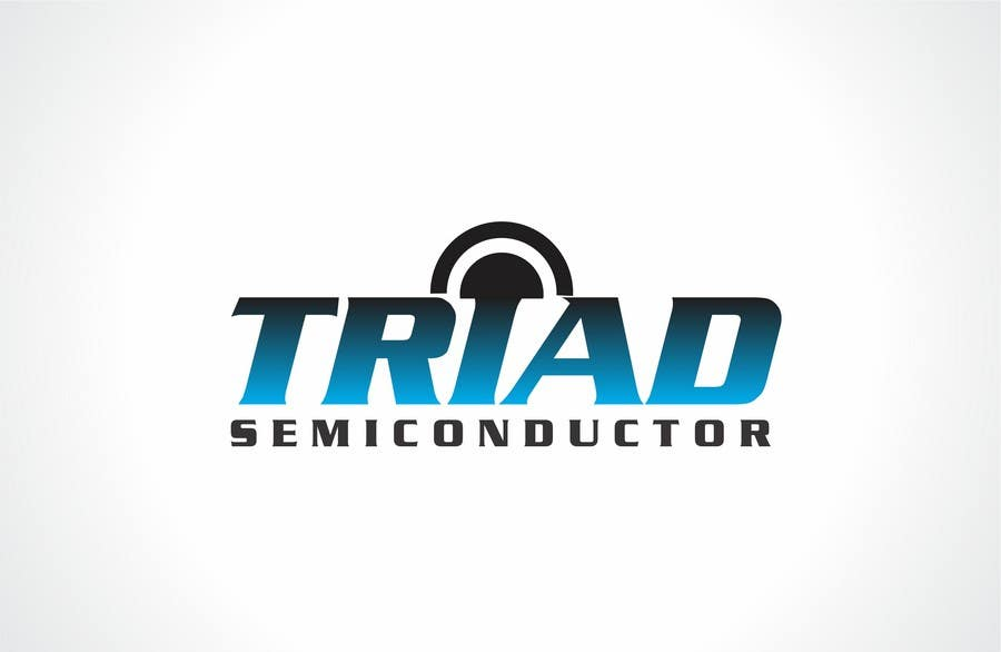 Contest Entry #                                        402                                      for                                         Logo Design for Triad Semiconductor