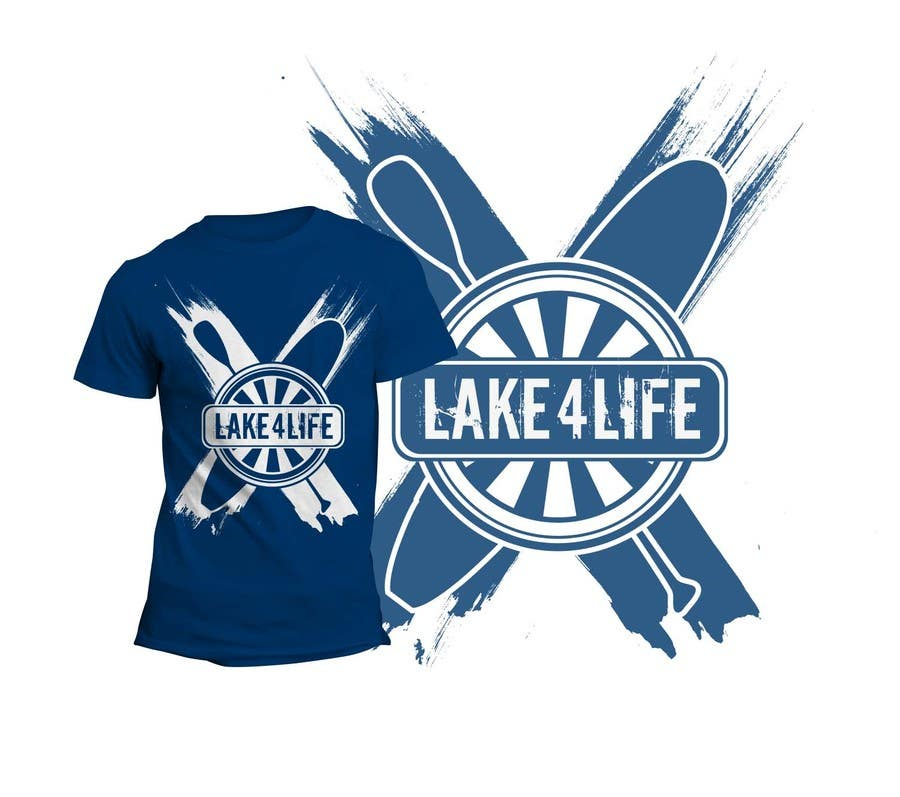 #11 for Lake4Life Paddle Board by seteki