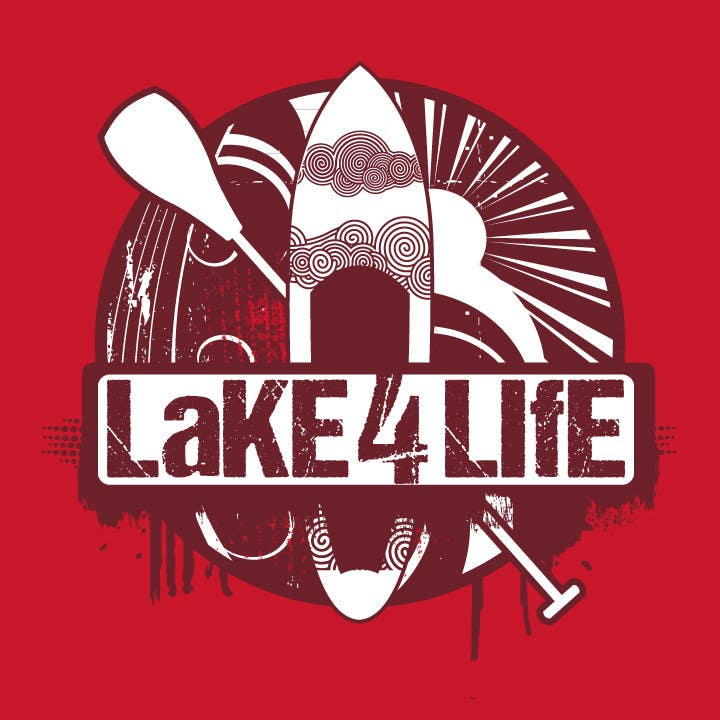 #86 for Lake4Life Paddle Board by andyvaughn