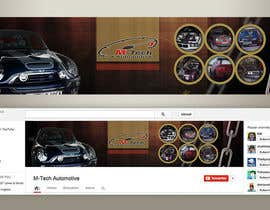 #27 for Design a Banner for Youtube Channel by brunodd