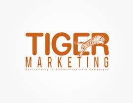 #272 para Design a Logo for 'Tiger Marketing' por rimskik