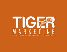 nº 275 pour Design a Logo for 'Tiger Marketing' par rimskik