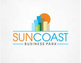 #133 for Design a Logo for SUNCOAST BUSINESS PARK by wavyline