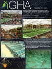 Graphic Design Contest Entry #30 for Business Poster for Green House Aquaponics