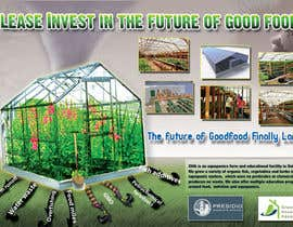 #32 para Business Poster for Green House Aquaponics por elgopi