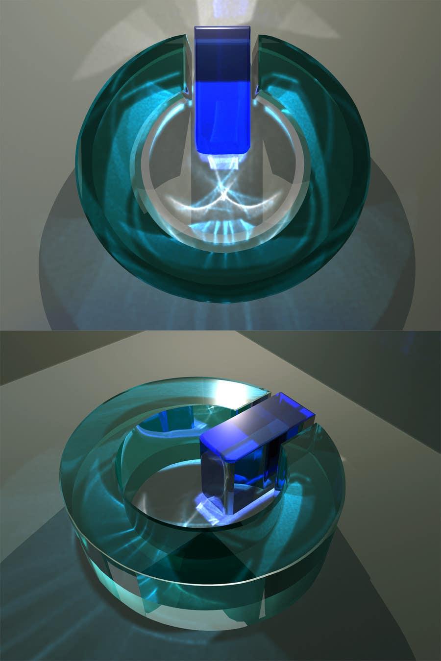 Bài tham dự cuộc thi #                                        97                                      cho                                         Design enhancement in 3D for DALO logo