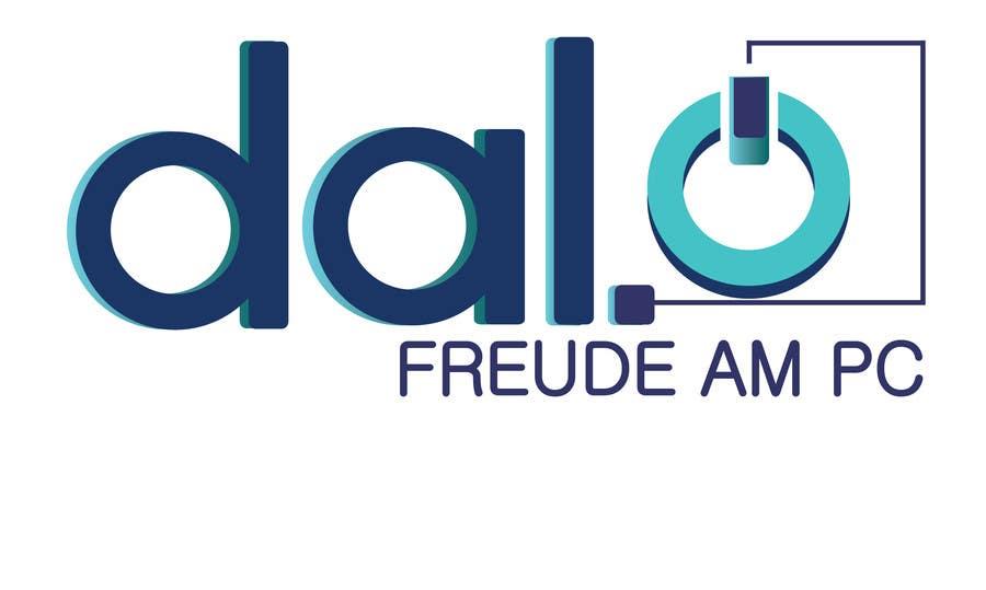 Inscrição nº 37 do Concurso para Design enhancement in 3D for DALO logo