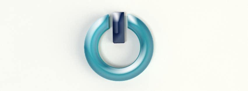 Inscrição nº 84 do Concurso para Design enhancement in 3D for DALO logo