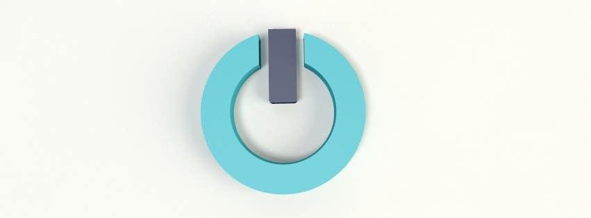Design enhancement in 3D for DALO logo için 85 numaralı Yarışma Girdisi