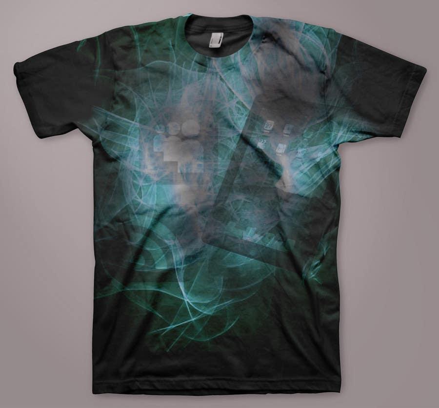 Inscrição nº 15 do Concurso para T-shirt Design for TheTechieGuy.com