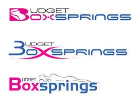 #35 for Ontwerp een Logo for Budget Boxsprings af devolpz
