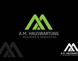 #155 for Design eines Logos for A.M. Hauswartung af Cbox9