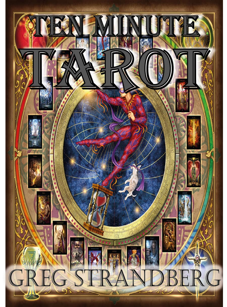 Bài tham dự cuộc thi #                                        85                                      cho                                         Create a Mesmerizing Tarot eBook Cover
