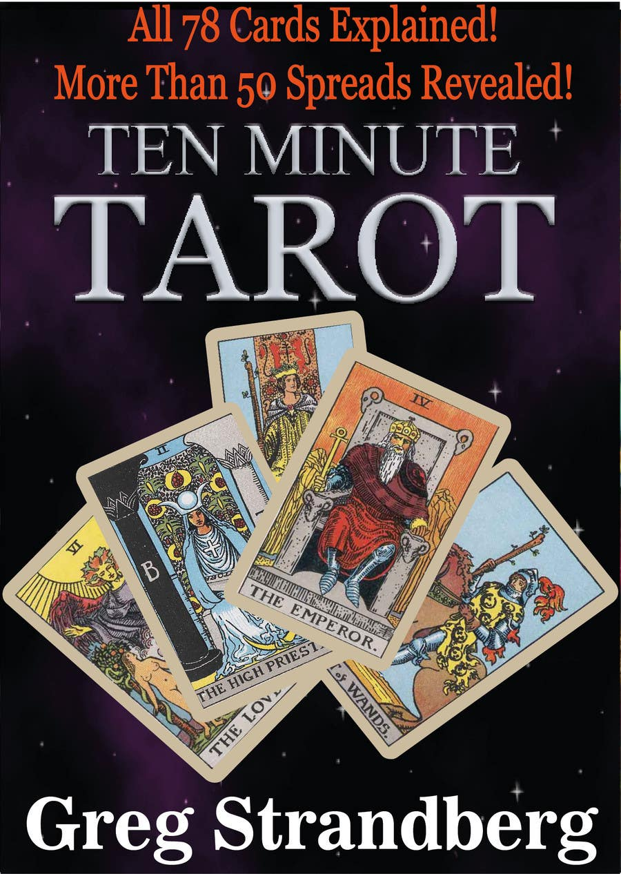 Bài tham dự cuộc thi #                                        159                                      cho                                         Create a Mesmerizing Tarot eBook Cover