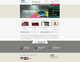 #8 para Homepage & Product Page Design & Logo Required por Macroads