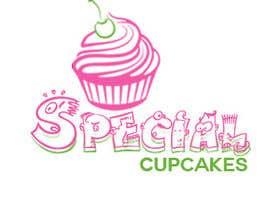 nº 27 pour Cupcake logo design par finaldesigner