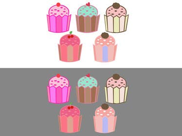 Graphic Design Contest Entry #32 for Cupcake logo design