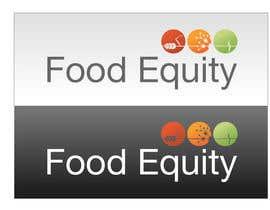 "#328 untuk Design a Logo for ""Food Equity"" oleh elenabsl"